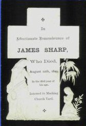James Sharp death record