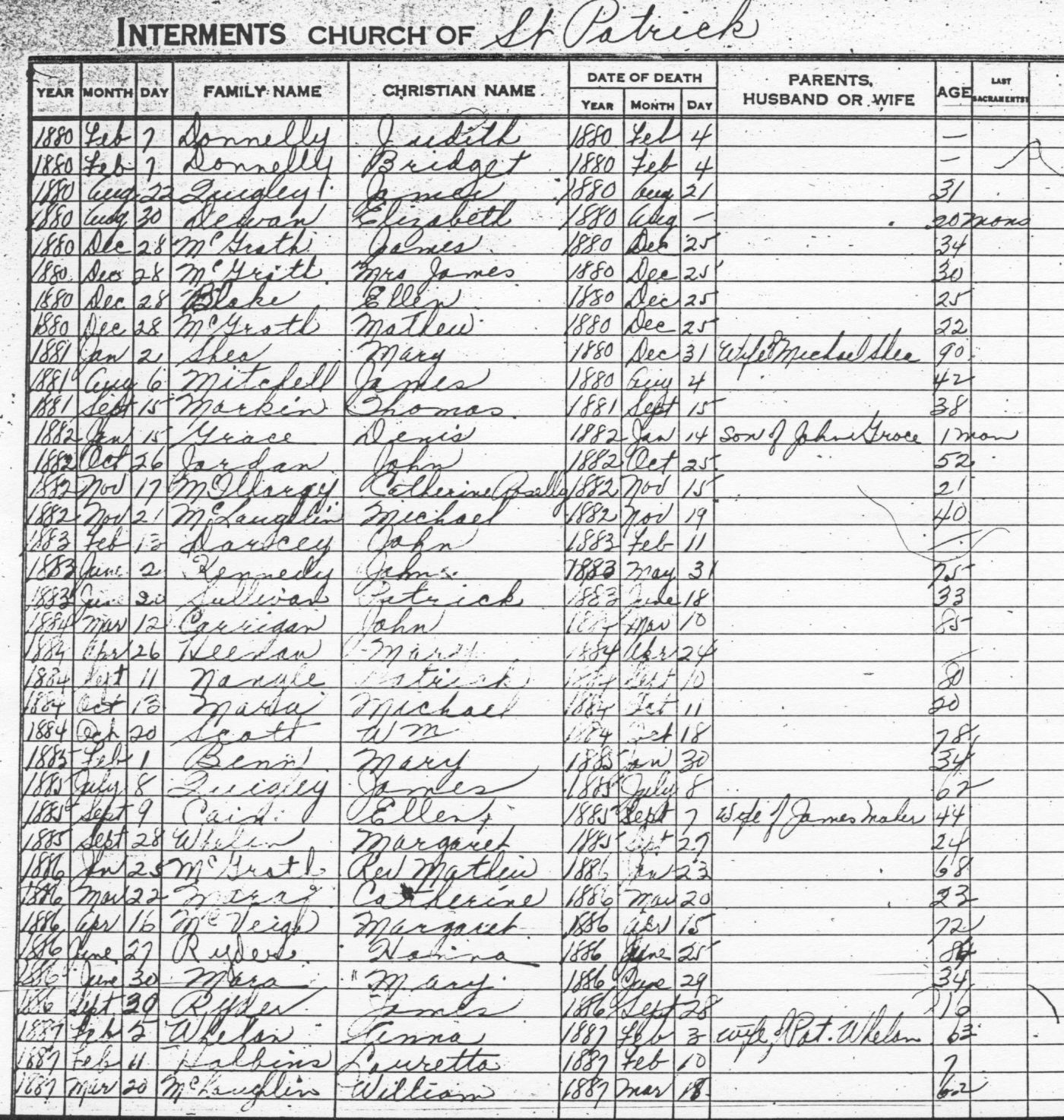 search cemetery death records