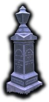 search death records in 19th century tombstone database of free genealogy