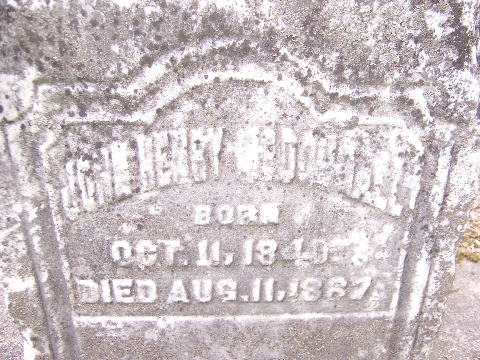 Find Free Cemetery Death Records for st marys on Ancestors at Rest